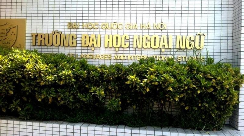 Đại học Ngoại ngữ (ĐH Quốc gia Hà Nội) danh tiếng