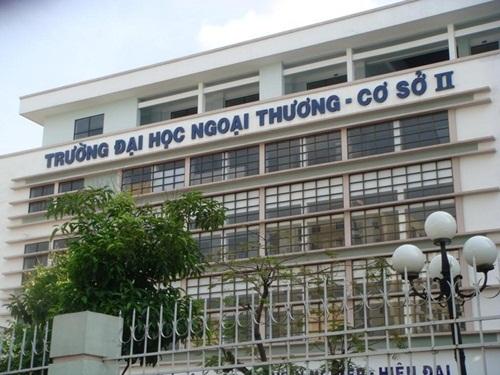Đại học ngoại thương cơ sở II đảm bảo đầu ra
