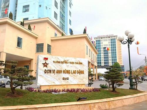 Trường Đại học Y Dược Thái Bình tuyển sinh năm 2017 như thế nào?