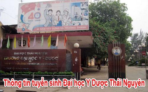 Trường Đại học Y Dược Thái Nguyên có chỉ tiêu xét tuyển hệ Cao đẳng?