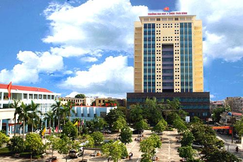 Đại học Y Thái Bình xét tuyển bổ sung chỉ tiêu NV2