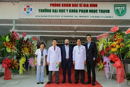 Mức học phí Trường ĐH Y khoa Phạm Ngọc Thạch tăng rất cao