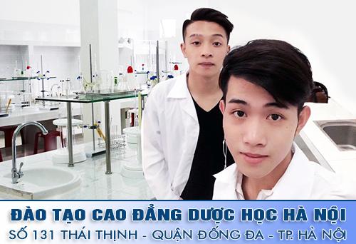 Đào tạo Cao đẳng Dược học Hà Nội năm 2017