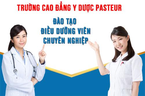 Trường Cao đẳng Y Dược Pasteur là ngôi trường đào tạo Cao đẳng Y Dược xứng đáng theo học hiện nay