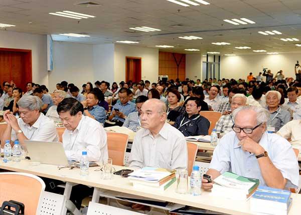 Giảm bớt số lượng các trường Đại học công lập được đưa ra trong hội thảo