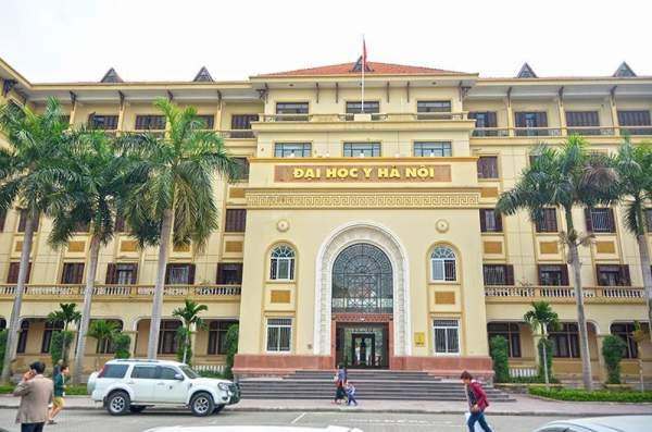 Phương án tuyển sinh Trường ĐH Y Hà Nội năm 2020