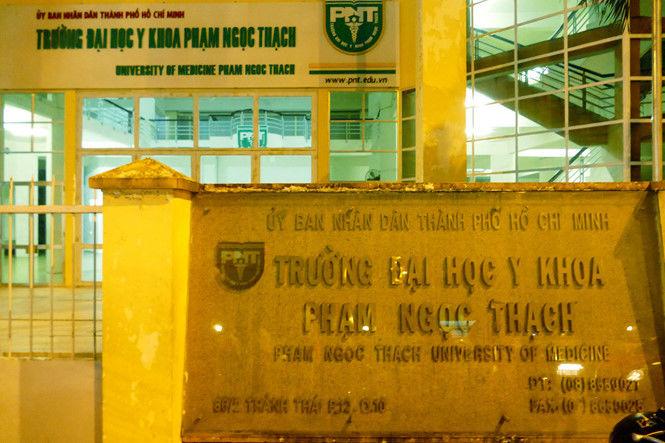 Đại học Y khoa Phạm Ngọc Thạch dự kiến thu học phí lên đến 4.400.000 đồng/tháng