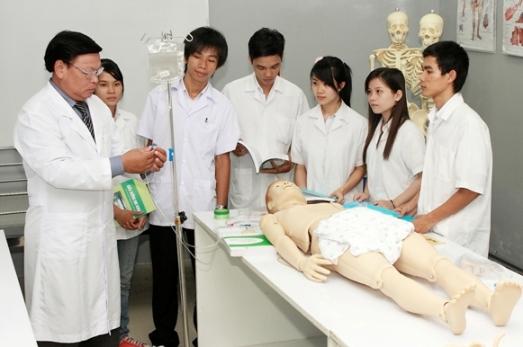 3 trường ĐH Y Dược