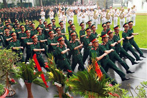 Chỉ tiêu và phương án tuyển sinh Học viện Quân Y năm 2017