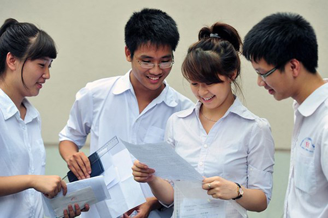 Thí sinh trúng tuyển đại học cần xác nhận nhập học tại trường trước 12/8 tới