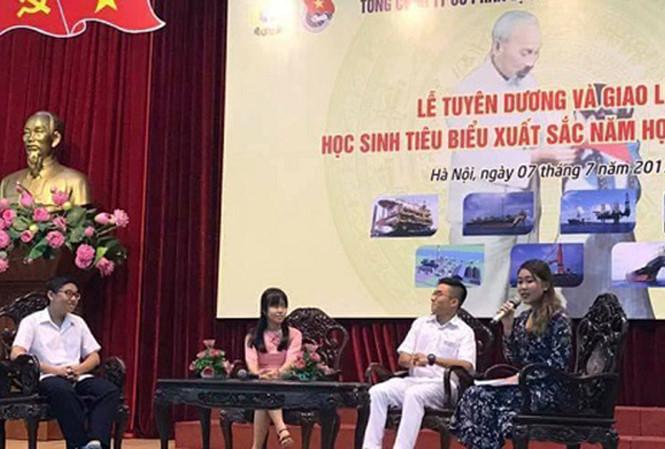 Nữ sinh Phạm Hương Giang ước mơ trở thành bác sĩ