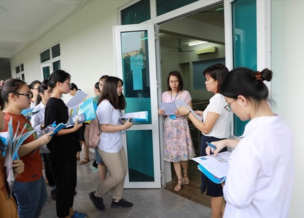 Lạng Sơn: 1 điểm thi tốt nghiệp THPT bị lùi thời gian vì dịch Covid-19
