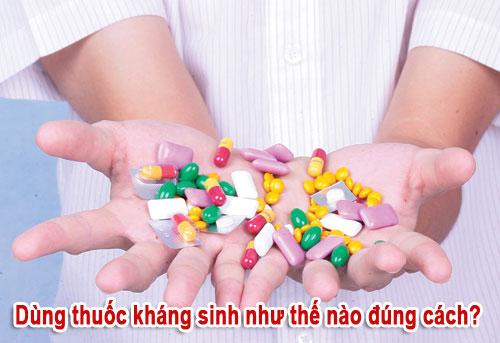 Dược sĩ tư vấn dùng thuốc kháng sinh như thế nào đúng cách?