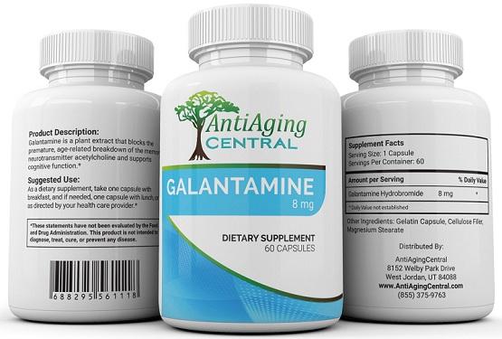 Bao bì thuốc Galantamine hiện nay