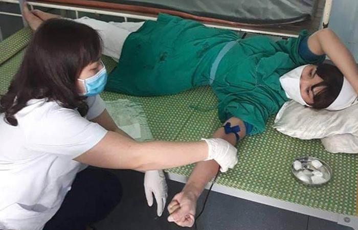 VÔ ƠN TỘT ĐỘ: Bác sĩ bị người nhà chửi bới dù đã hiến máu cứu sản phụ