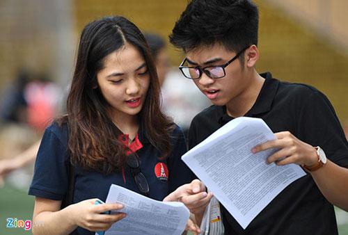 Học phí các trường Đại học được nhiều thí sinh quan tâm