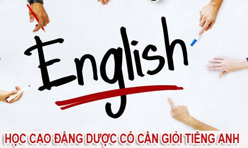 Học Cao đẳng Dược Hà Nội có cần phải giỏi tiếng Anh?