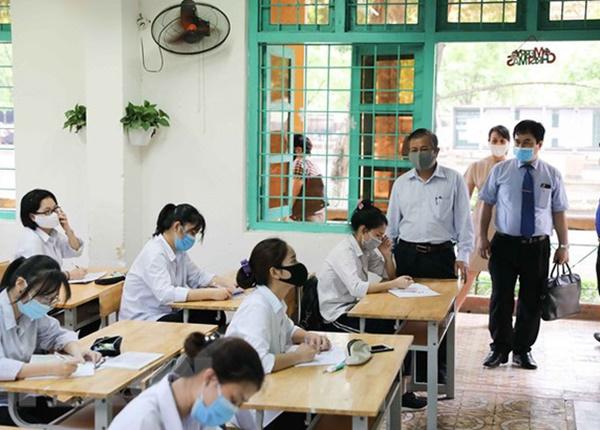 Hà Nội bố trí 2 phòng thi dự phòng Covid-19 ở mỗi điểm thi tốt nghiệp 2020