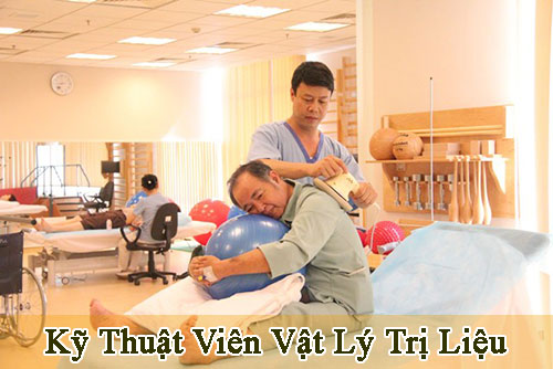 Kỹ thuật viên Vật lý trị liệu có vai trò như thế nào trong chu trình hoạt động ngành Y
