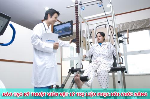 Học Trung cấp Kỹ thuật Vật lý trị liệu ra trường làm những công việc gì?
