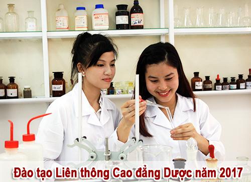 Học liên thông Cao đẳng Dược ở đâu tốt