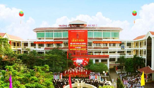 Những giấy tờ thí sinh cần chuẩn bị để nhập học Đại học Sư phạm Hà Nội 2