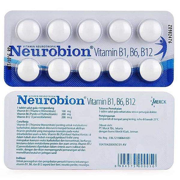 Lưu ý khi sử dụng thuốc Neurobion