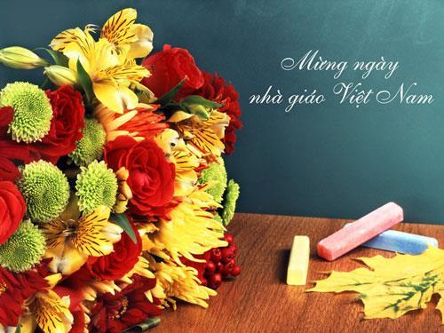 Ý nghĩa ngày nhà giáo và những lời tri ân hay nhất gửi đến thầy cô