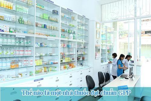 Điều kiện và thủ tục mở nhà thuốc chuẩn GPP