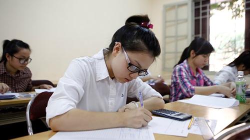 Tổ chức thi thử kỳ thi THPT Quốc gia giúp thí sinh làm quen với cách thi mới