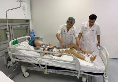 Nữ sinh xứ Nghệ gặp tai nạn nghiêm trọng khi đi xe khách ra Hà Nội nhập học