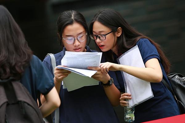 Trọn bộ đề thi tham khảo môn Lý – Hóa – Sinh thi THPT quốc gia 2020 và đáp án