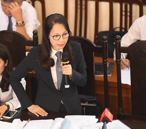 LS Trần Hồng Phúc yêu cầu VKS sửa lệnh cấm đi khỏi nơi cư trú của BS Lương