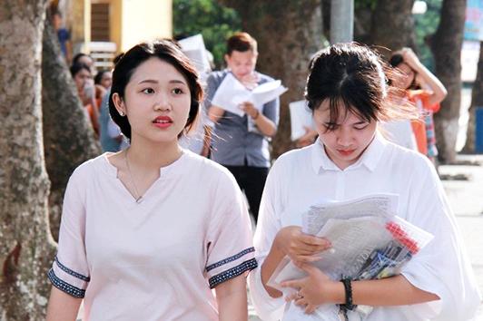 Thí sinh tự do thi THPT Quốc gia 2017 sẽ được Bộ GDĐT đặc biệt quan tâm