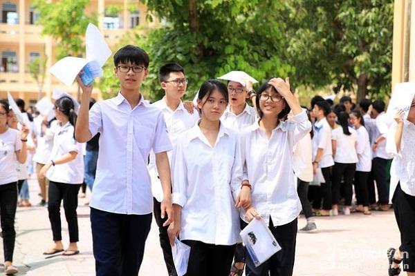 Gợi ý đáp án đề thi môn Ngữ văn thi tốt nghiệp THPT năm 2020