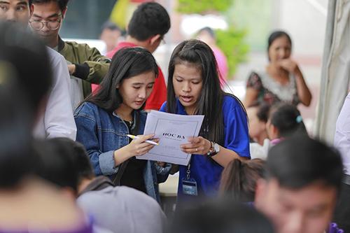 Nhiều trường Đại học chất lượng xét tuyển với mức điểm chuẩn dưới 20 điểm