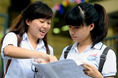 Phiếu đăng ký tuyển sinh Cao đẳng Dược Hà Nội năm 2017