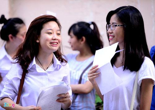 Đầu tháng 3/2018 sẽ công bố phương án tuyển sinh các trường top trên