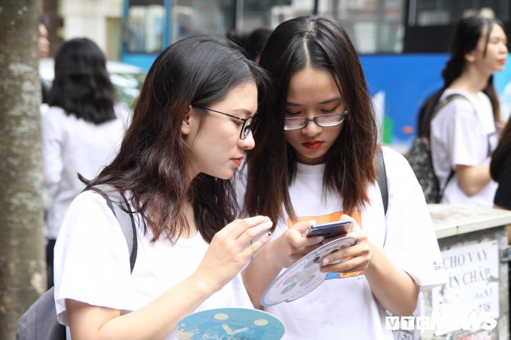 Thời gian nộp hồ sơ, công bố kết quả xét học bạ các trường Đại học ở Hà Nội chính xác nhất