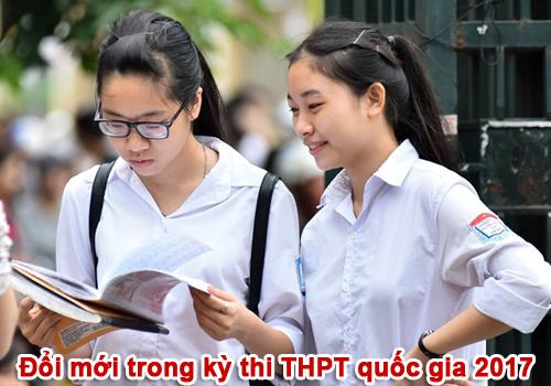 Thi THPT quốc gia 2017: Bị điểm liệt 1 môn có trượt tốt nghiệp?