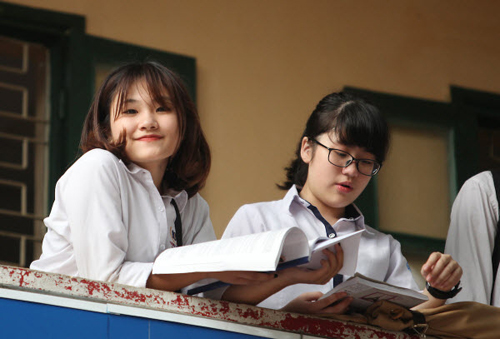 Hiện tại năm học mới đã bắt đầu, thay đổi phương án tuyển sinh sẽ khiến học sinh hoang mang