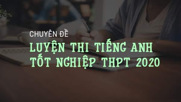 5 lưu ý giúp thí sinh thi tốt nghiệp THPT vượt qua tiếng Anh