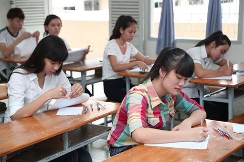 Sẽ chấm thẩm định bài thi THPT Quốc gia 2017 trong trường hợp cần thiết