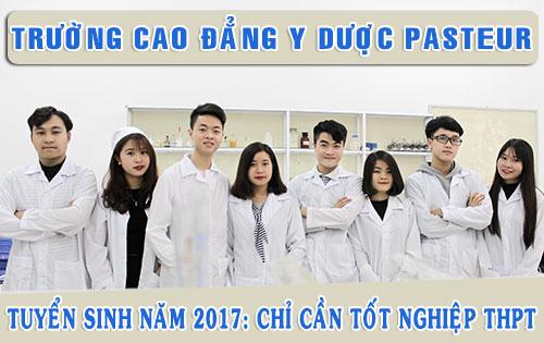 Hà Nội hướng dẫn xét tuyển nguyện vọng bổ sung Cao đẳng Dược năm 2017