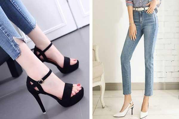Quy định không được đi giày cao gót mặc quần Jean gây nhiều ý kiến trái chiều