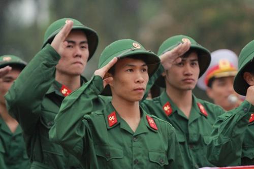Có được thay đổi nguyện vọng xét tuyển từ trường Quân đội sang trường Công an.