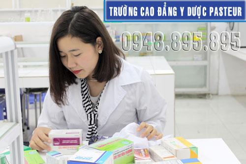 Địa chỉ nộp hồ sơ học Văn bằng 2 Cao đẳng Dược Hà Nội ở đâu?