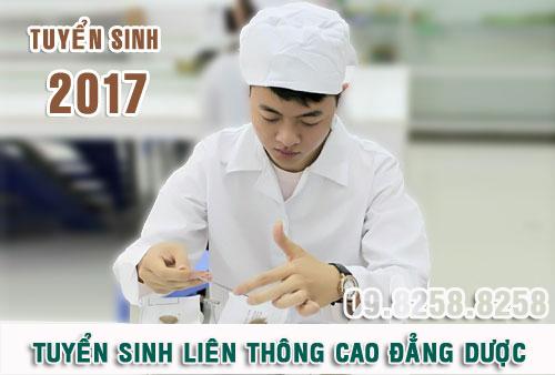 Địa chỉ học Liên thông Cao đẳng Dược năm 2017 tốt nhất Hà Nội