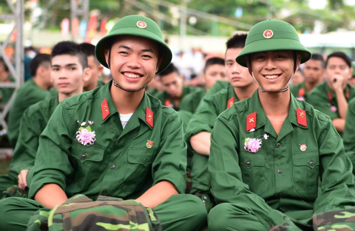 3 trường quân đội duy nhất tuyển học viên nữ