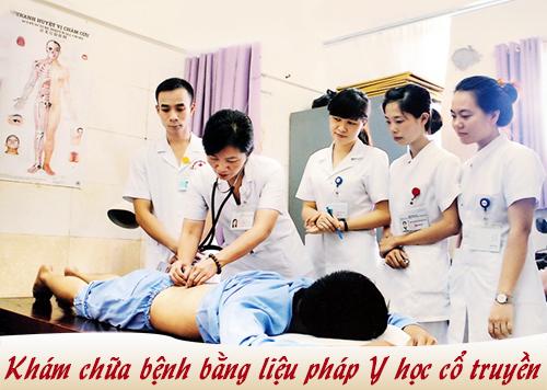 Tuyển sinh Trung cấp Y sĩ Y học cổ truyền Hà Nội năm 2017